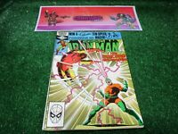 vtg invincible Iron Man 154 Marvel Comic book 1st print