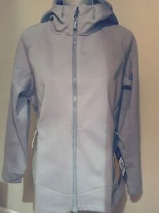 NWT Under Armour  Storm Infrared Softshell Jacket Women's Steel Sz L  MSRP $125