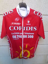 Maillot cycliste COFIDIS Nalini Look UCI Pro Tour zip intégral camiseta jersey 3