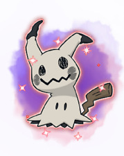 Ultra Pokemon Sun and Moon Halloween Time: Shiny Mimikyu Event