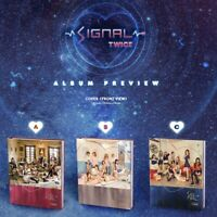 IN STOCK! TWICE [SIGNAL] 4TH MINI ALBUM - KPOP OFFICIALLY SEALED+AUS TRACKING