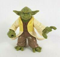 """Star Wars YODA Jedi Master 4"""" Figure Hasbro"""