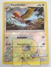 Fletchinder ® Guardiani Nascenti 110/145 ® Reverse Holo Foil® Pokemon ® Italiano