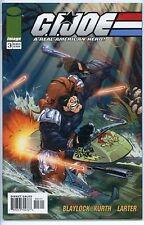 G.I. Joe 2001 series # 3 very fine comic book