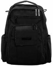 Ju Ju Be Onyx Be Right Back Backpack Baby Diaper Bag Black Out NEW