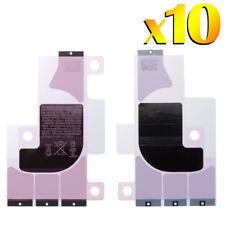 10x per Apple iPhone X sul retro della batteria adesivo sticker strip COLLA NASTRO DI RICAMBIO