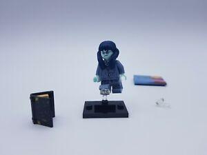 LEGO  FIGURINE MIMI GEIGNARDE / MYRTLE SERIE 2 HARRY POTTER  71028 *COMME NEUF*