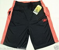 Body Glove Men's Basketball Shorts Small Black Red Sport Active New w Tag MRP$30