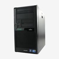 Fujitsu Esprimo P7935 Core2Duo 2x3,16GHz 4GB DDR2 120GB SSD Win 10 Pro