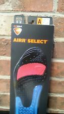 SOF SOLE Women's Airr Select Insoles SIZE (A) (5-6) - CoolMax SofSole