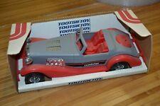 1985 Tootsietoy Custom Roadster Gray/Red NIB 5171 Made in USA