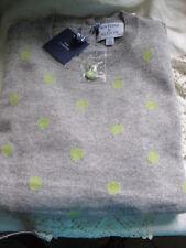Damen-Pullover & -Strickware aus Kaschmir mit Knöpfen L