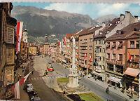 BF29911 alpenstadt innsbruck maria theresien tramway austria  front/back image