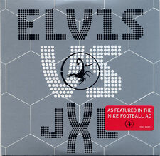 "ELVIS vs JXL  ""A LITTLE LESS CONVERSATION - RADIO EDIT REMIX""  CD SINGLE"