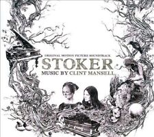 Stoker [Original Motion Picture Soundtrack] by Clint Mansell (Vocals/Guitar/Comp