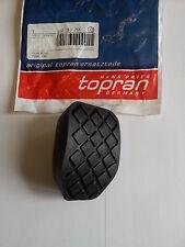 Audi a4/a6/s6 / 100/q7 Embrague Pedal rubber/pad 8e0721173 - 112313 Topran-Nuevo!