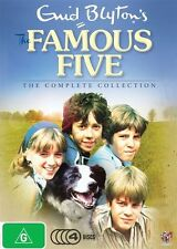 The Famous Five - Complete Collection : NEW DVD