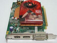Dell ATI Radeon HD 3650 PCIe x16 Graphic Video Card 256MB DDR3 DVI HDMI DP K629C