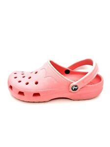 Crocs Classic Clog Comfort Slip On LIGHT PINK Unisex Women's 8-9 Men's 6-7