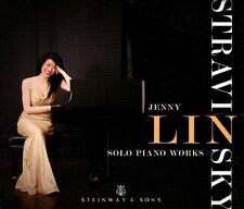 Stravinsky: Solo Piano Works (CD, Feb-2014, Steinway & Sons)