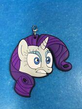 My Little Pony Rarity keychain / bag charm / zipper pull - NEW!