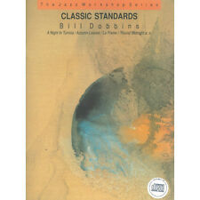 The Jazz Workshop Series VOL 3 CLASSIC STANDARDS (NEW CASSETTE + 6 SHEET MUSIC)