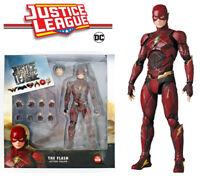 Mafex NO 058 The Flash DC Comics Justice League Action Figures Medicom KO Toy