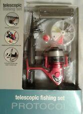 Protocol telescopic fishing set