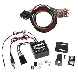 Reese IQ Trailer Brake Control for 03-06 Escalade 03-06 ESV EXT Module 1-3 Axle