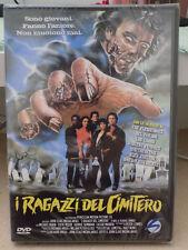 DVD - I RAGAZZI DEL CIMITERO - CINESTORM 2008 - SIGILLATO!  A8