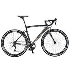SAVADECK 700C Road Bike Carbon Fiber Cycling Complete Bicycle Shimano 18 Speed