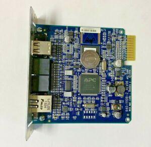 APC AP9631 Smart Slot Network Management Card 2 Environmental Monitoring