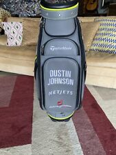Taylormade Tour Issue SUPER RARE Staff Bag, Dustin Johnson, NET JETS, Collectors