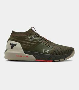 Men's  Under Armour Project  Rock 2 Shoes Sizes 8.5-14