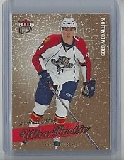 2008-09 SHAWN MATTHIAS FLEER ULTRA GOLD MEDALLION PARALLEL ROOKIE CARD #210