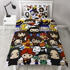 Harry Potter 'Charm' Single Duvet Cover Bedding Set