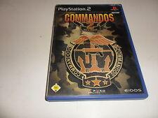 PlayStation 2  PS 2  Commandos 2: Men of Courage (8)