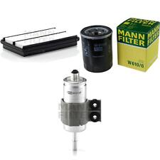 MANN-Filter Inspektions Set Ölfilter Luftfilter Kraftstofffilter MOLK-9684749