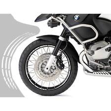 BMW R 1200 GS KIT ADESIVI SPECIFICI COLORE BIANCO CERCHIO PROFILO RUOTA