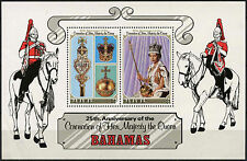 Bahamas 1978 SG#MS517 Coronation MNH M/S #A79429