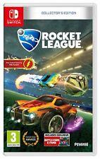 Rocket League Collectors Edition Nintendo Switch Game