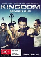 Kingdom : Season 1 : NEW DVD