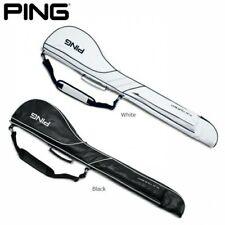 Ping Golf Carry Caddy Club Range Case Bag 5-6 Clubs Gb-U192 White / Black Ems