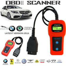 U480 CAN BUS AUTO OBDII OBD2 EOBD Car Tool Diagnostic Scanner Engine Code Reader