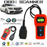 Car Code Scanner Diagnostic Tool U480 CAN OBDII OBD2 Memo Engine Fault Screen