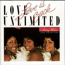 Love Unlimited Love is Back  BRAND NEW  SEALED CD