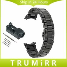 Trumirr 18mm 22mm Curved End Ceramic Watchband Tool ^rb0