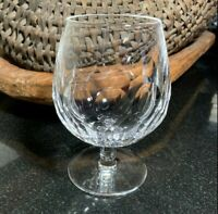 """RARE Waterford Crystal Curraghmore 5 1/4"""" Brandy Snifter Ireland - 8 Available"""