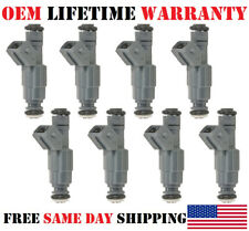 1992-2004 Chevrolet Corvette 5.7L V8 VIN G & S -8pc OEM BOSCH Fuel Injectors