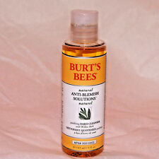 Burt's Bees ANTI-BLEMISH Solutions Cleanser w/willow bark 5 oz 145 ml Sealed